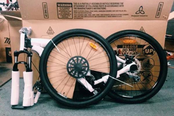 Bike building service