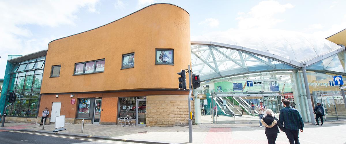 Active Travel Hub, Barnsley