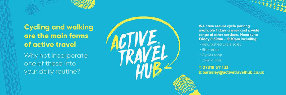 Barnsley Active Travel Hub