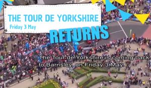 Le Tour de Yorkshire is returning to Barnsley in 2019